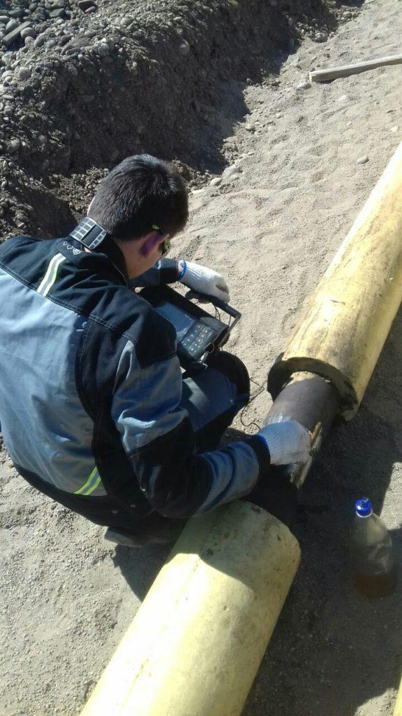 Экспертиза трубопроводов