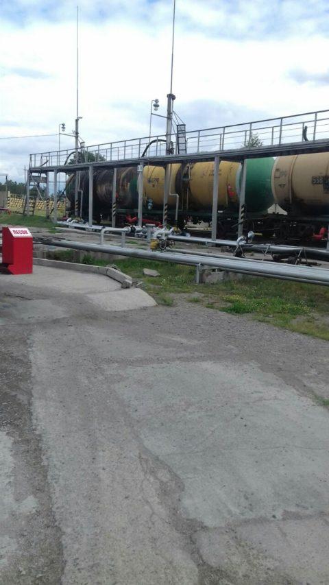Экспертиза промышленной безопасности складов ГСМ, нефтебаз